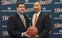 Jeff Harada '89 Named Head Women's Basketball Coach at Cal State Fullerton