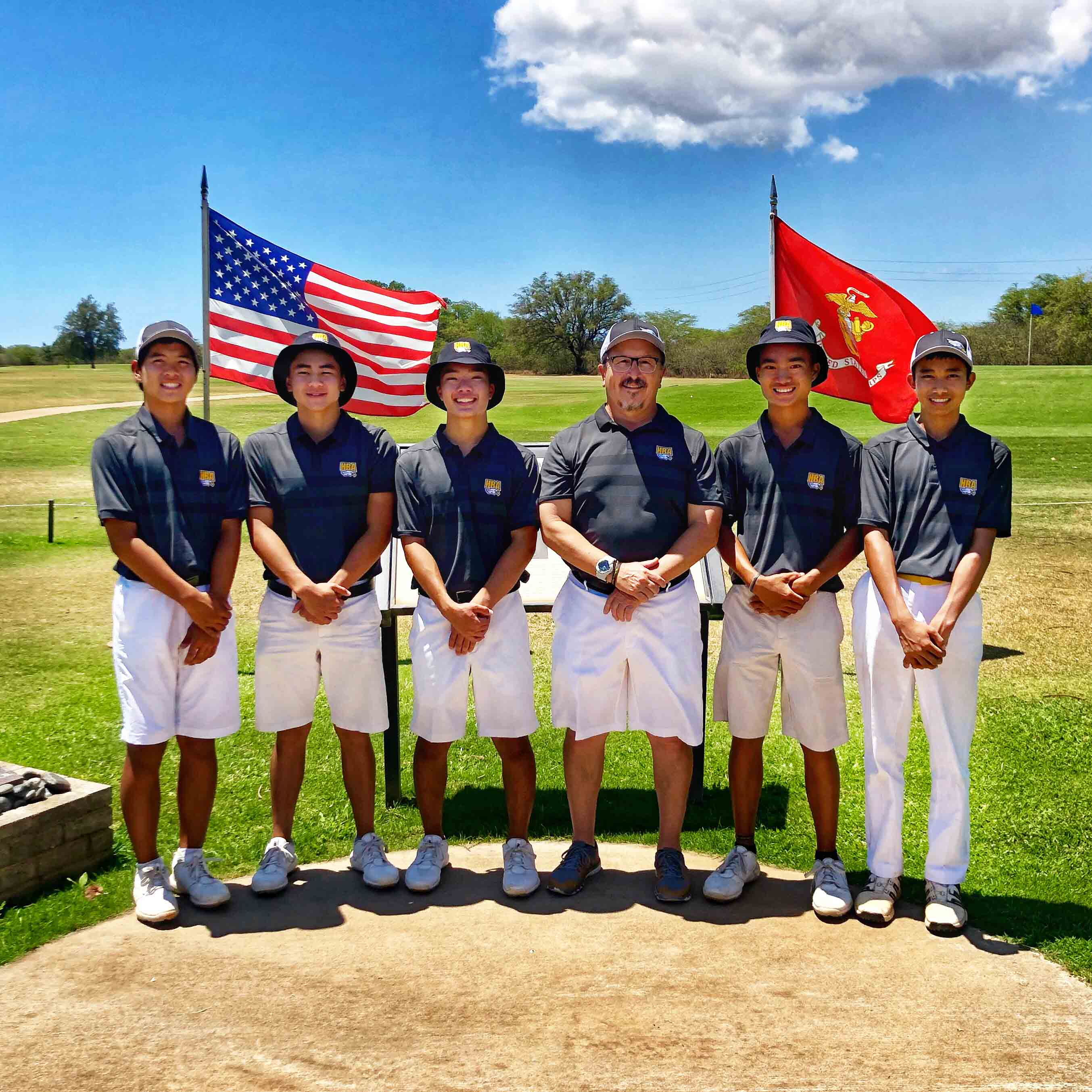 HBA Wins ILH Golf and Tennis Championships