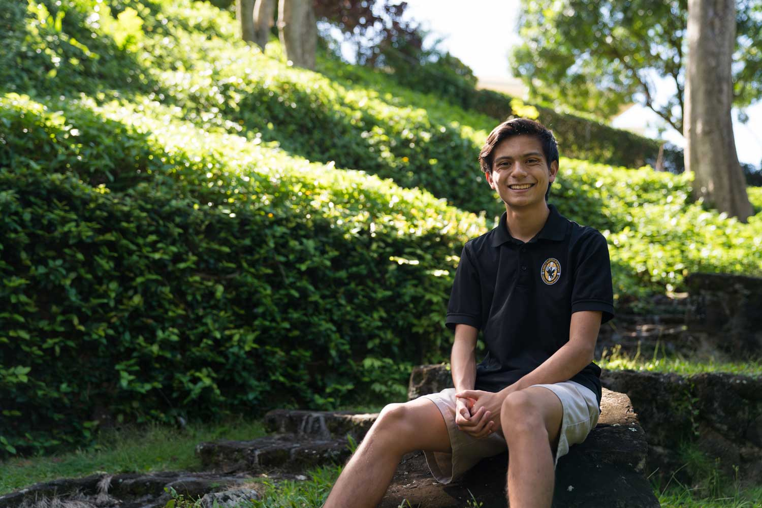 Preston Iha '18: Finding Faith