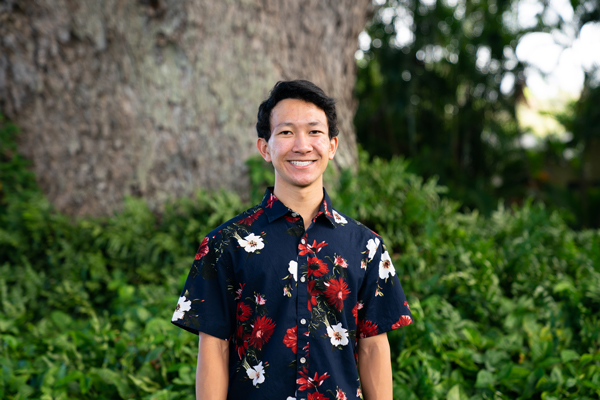 Adam Hu '19 Receives UH Regents Scholarship