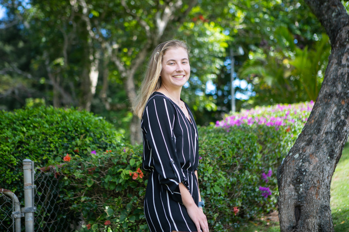 Madelyn Weaver '19: A Good Listener